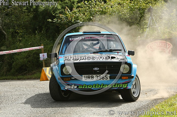 UL 14 - TODDS LEAP ULSTER RALLY (2015)