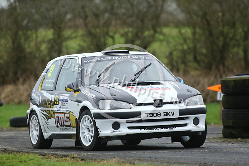 PNS 38 - PACENOTES MAGAZINE STAGES - KIRKISTOWN (2017)