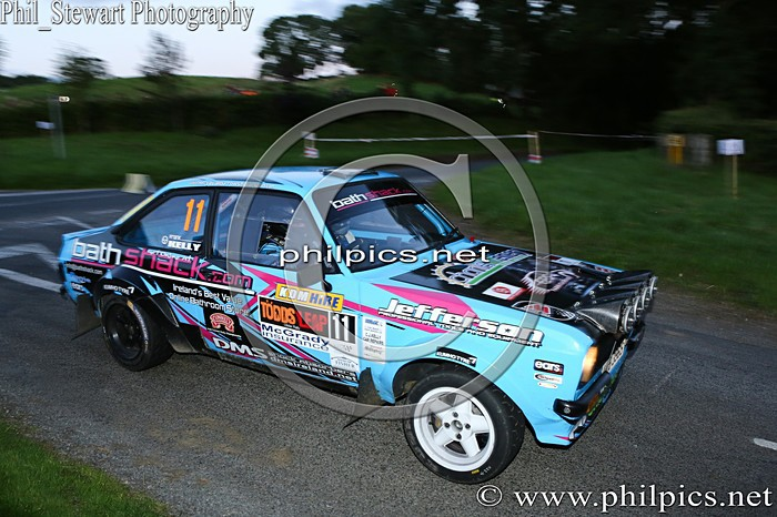 UL 15 - TODDS LEAP ULSTER RALLY (2015)