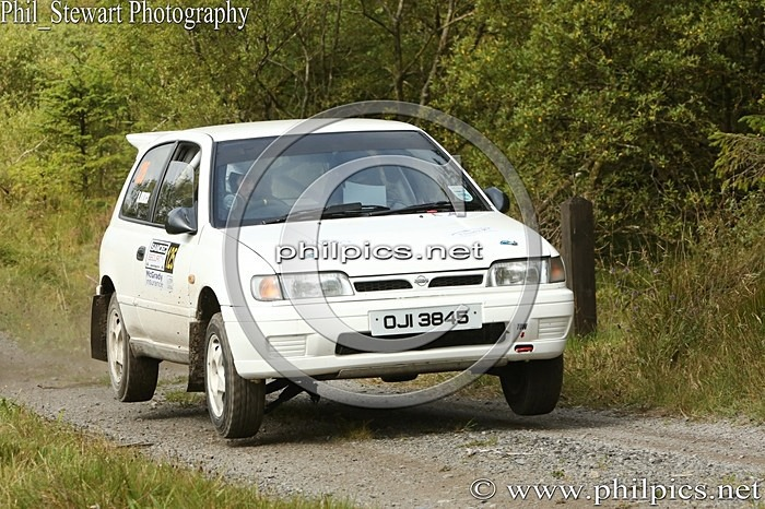 SS3 8 - SAMDEC SECURITY LAKELAND STAGES RALLY (2014)