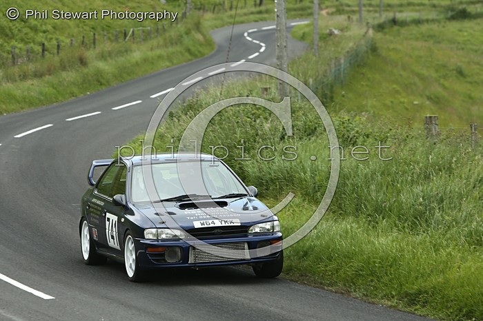 CC 20 - LARNE MOTOR CLUB CAIRNCASTLE HILLCLIMB (SATURDAY) (2016)