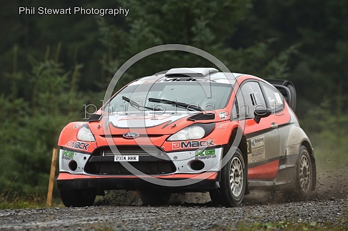BW 5 - OMAGH MOTOR CLUB BUSHWACKER RALLY (2016)