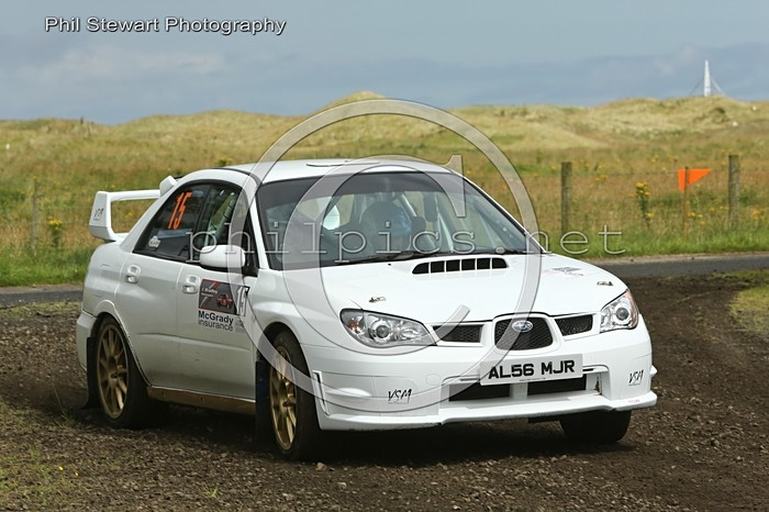 TS 22 - COOKSTOWN MOTOR CLUB McGRADY INSURANCE TYRONE STAGES (2016)
