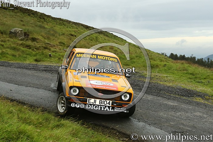MR 13 - NEWRY AND DISTRICT MOURNE RALLY (2014)