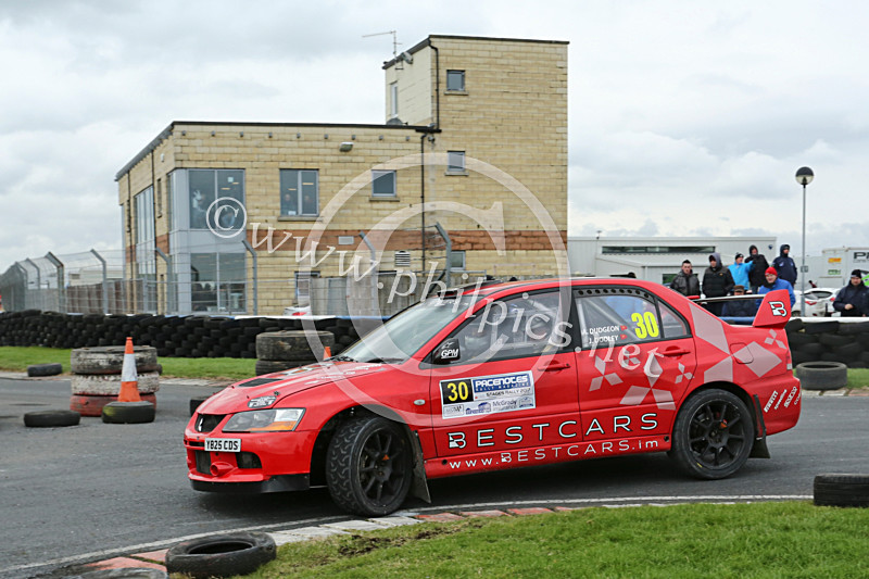 PNS 18 - PACENOTES MAGAZINE STAGES - KIRKISTOWN (2017)