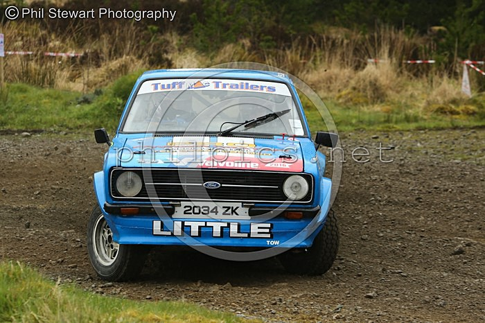 TOTS 62 - McGEEHAN MOTORSPORT TOUR OF THE SPERRINS (2016)