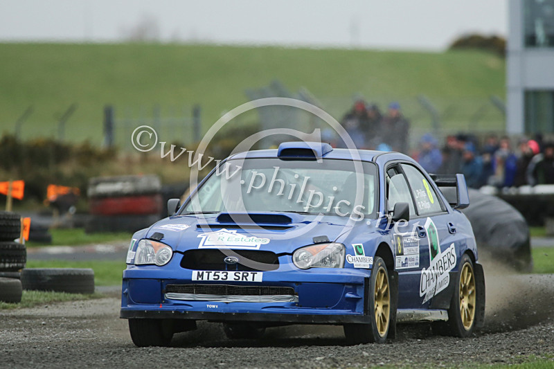 PNS 5 - PACENOTES MAGAZINE STAGES - KIRKISTOWN (2017)