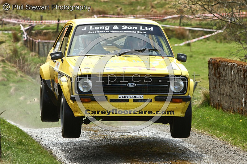 TOTS 8 - MAGHERAFELT AND DISTRICT MOTOR CLUB TOUR OF THE SPERRINS (2013)