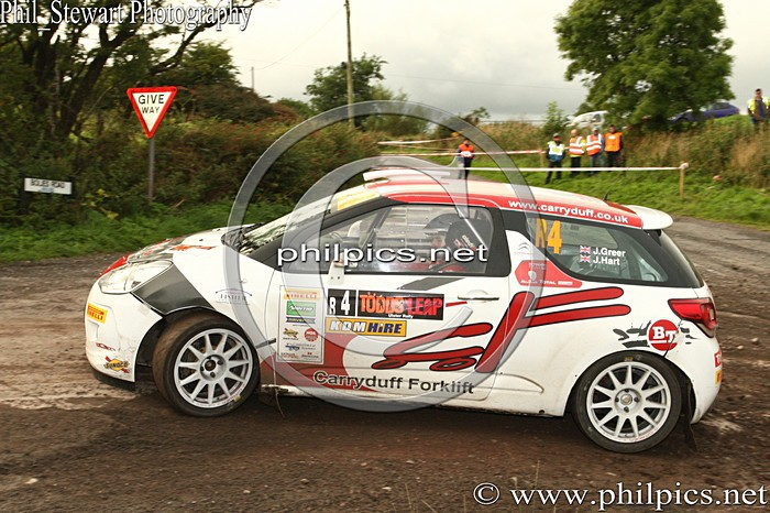 UR 14 - TODDS LEAP ULSTER RALLY (2013)