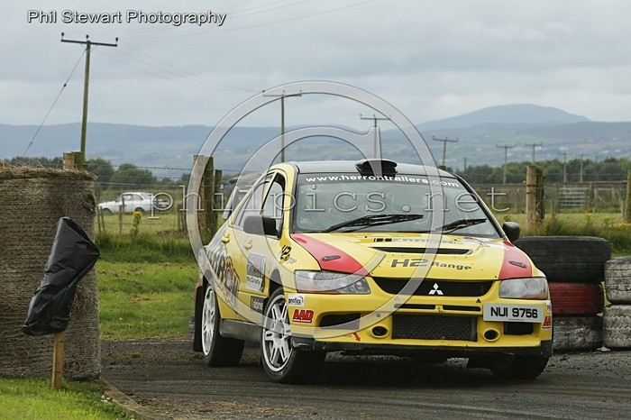 TS 23 - COOKSTOWN MOTOR CLUB McGRADY INSURANCE TYRONE STAGES (2016)