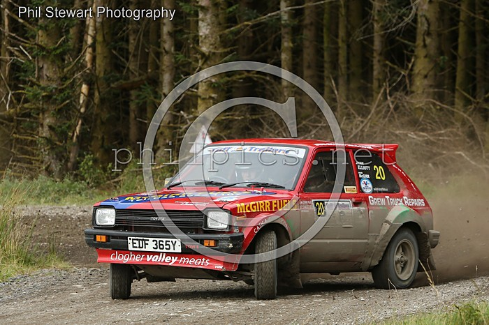 LSR 23 - TUFFMAC LAKELAND STAGES (2016)