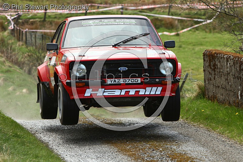 TOTS 7 - MAGHERAFELT AND DISTRICT MOTOR CLUB TOUR OF THE SPERRINS (2013)