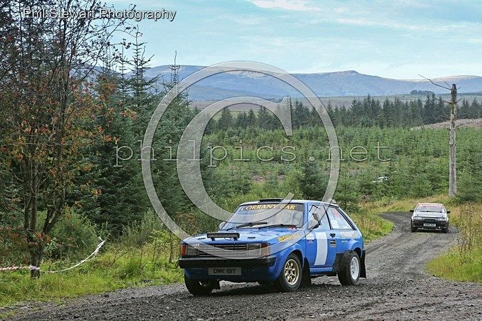 SS RTT 14 - MAGHERAFELT MOTOR CLUB SUNSET RALLY TIME TRIAL - DAVAGH (2016)