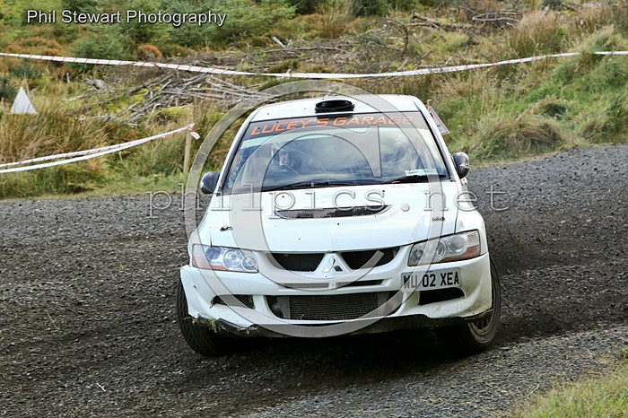 GLENS 10 - RIVER RIDGE RECYCLING GLENS OF ANTRIM RALLY (2016)