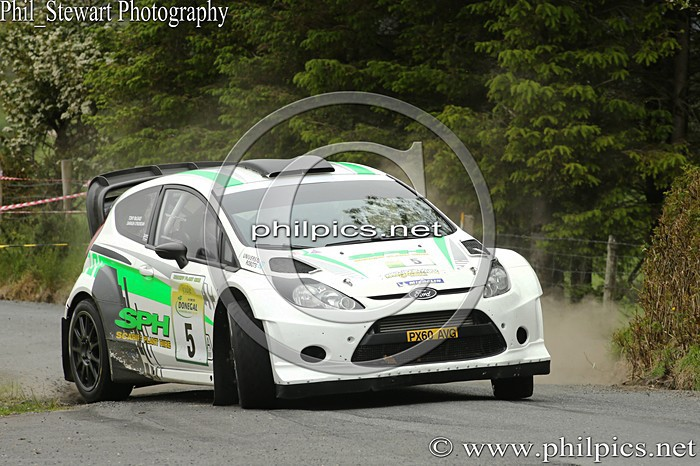 DI 15 - JOULE DONEGAL INTERNATIONAL RALLY (2015)