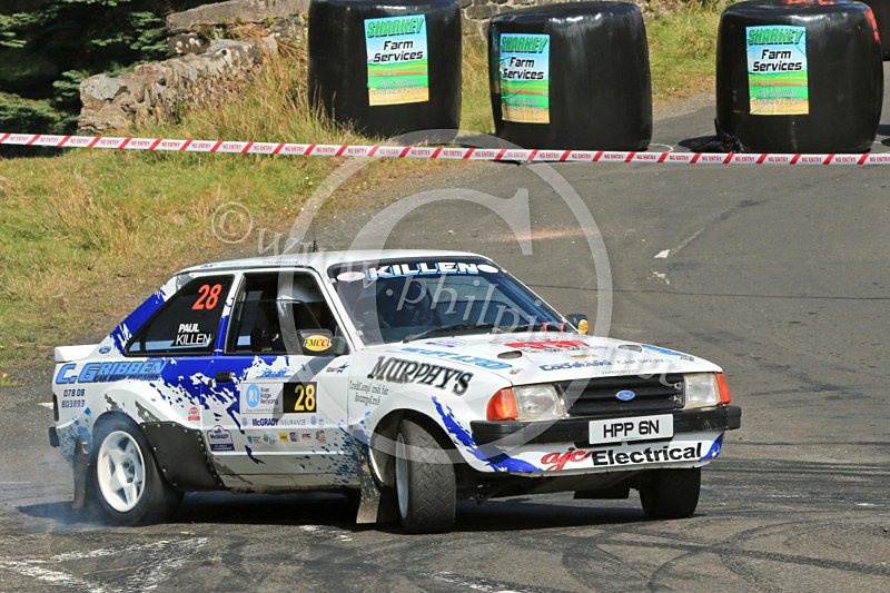 GLENS 4 - RIVER RIDGE RECYCLING GLENS OF ANTRIM RALLY (2017)