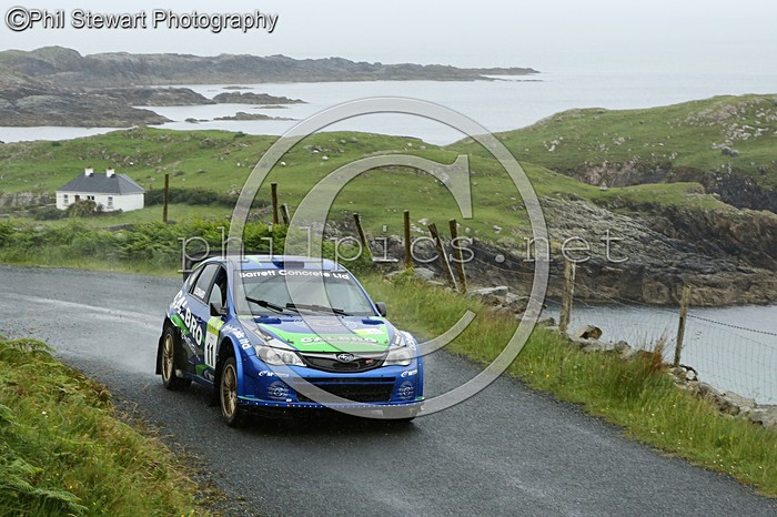 DONEGAL 14 - JOULE DONEGAL INTERNATIONAL RALLY (2016)
