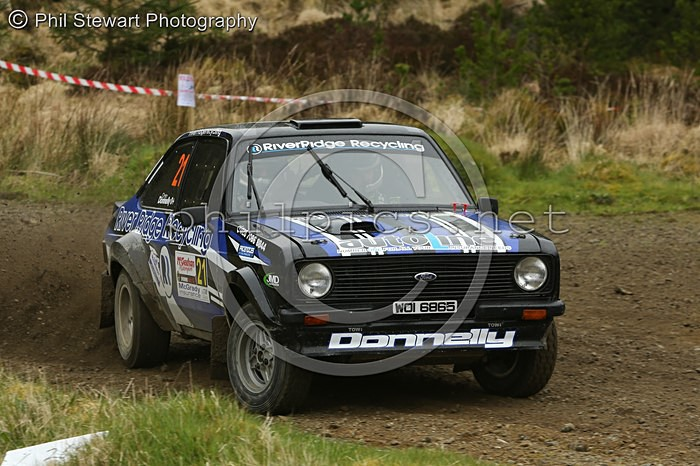 TOTS 23 - McGEEHAN MOTORSPORT TOUR OF THE SPERRINS (2016)