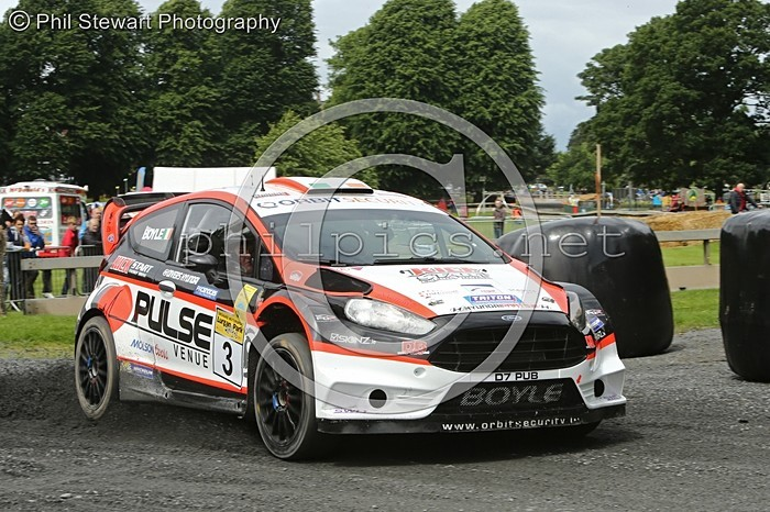 LP 5 - ORCHARD MOTORSPORT LURGAN PARK RALLY (2016)