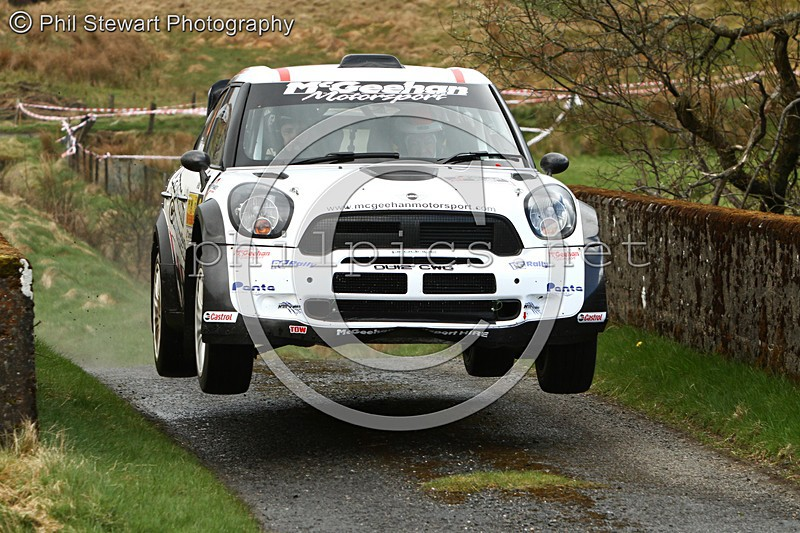 TOTS 4 - MAGHERAFELT AND DISTRICT MOTOR CLUB TOUR OF THE SPERRINS (2013)