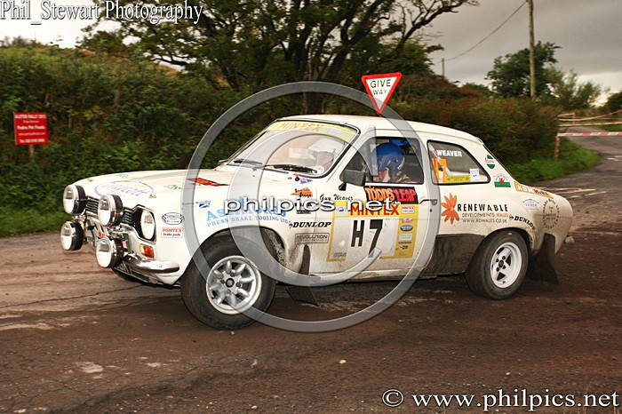 UR 21 - TODDS LEAP ULSTER RALLY (2013)