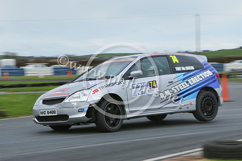 PNS 62 - PACENOTES MAGAZINE STAGES - KIRKISTOWN (2017)
