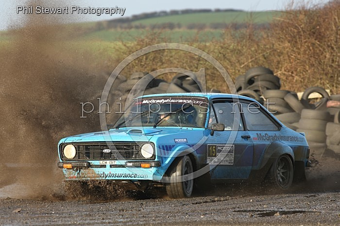 PN 16 - PACENOTES RALLY MAGAZINE STAGES (2016) - KIRKISTOWN