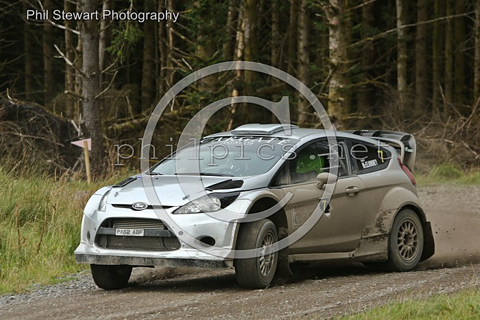 LSR 10 - TUFFMAC LAKELAND STAGES (2016)