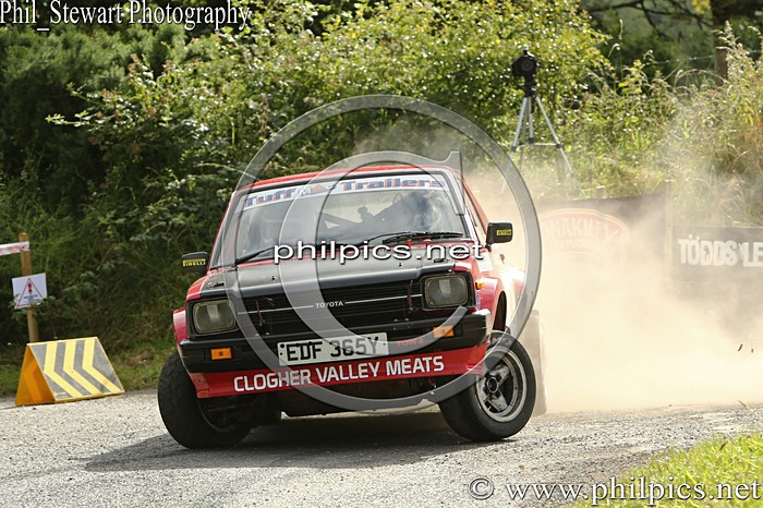 UL 18 - TODDS LEAP ULSTER RALLY (2015)