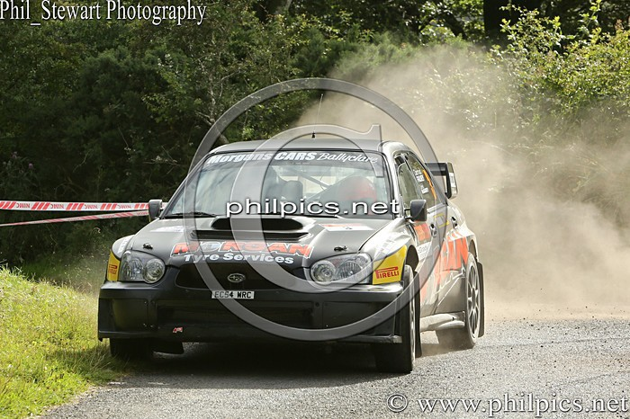 UL 3 - TODDS LEAP ULSTER RALLY (2015)