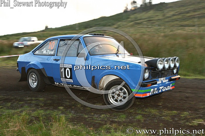 SS 24 - MAGHERAFELT AND DISTRICT MOTOR CLUB SUNSET RALLY (2013)