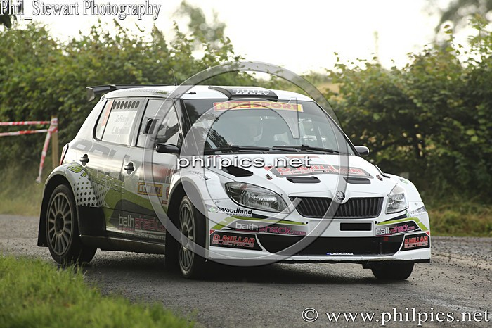 UL 11 - TODDS LEAP ULSTER RALLY (2015)