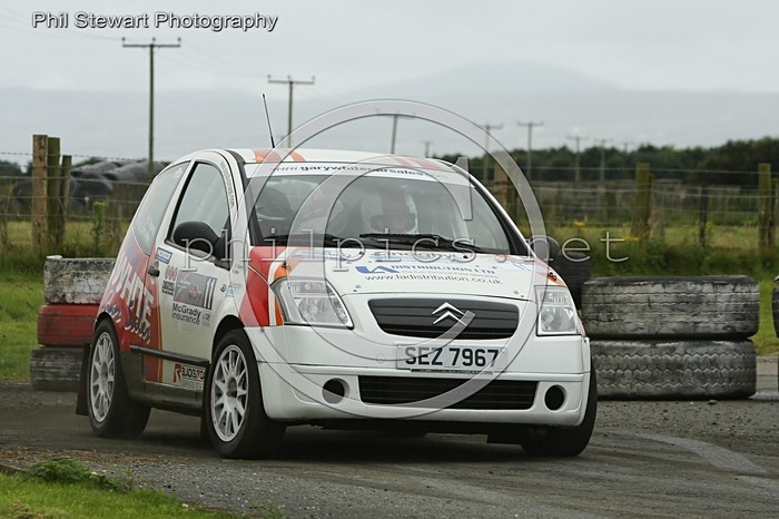 TS 17 - COOKSTOWN MOTOR CLUB McGRADY INSURANCE TYRONE STAGES (2016)