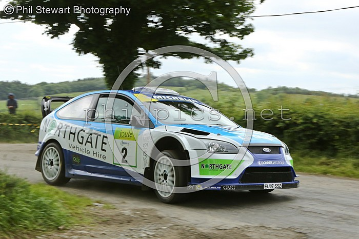 DONEGAL 7 - JOULE DONEGAL INTERNATIONAL RALLY (2016)