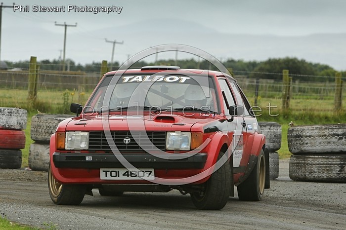 TS 13 - COOKSTOWN MOTOR CLUB McGRADY INSURANCE TYRONE STAGES (2016)