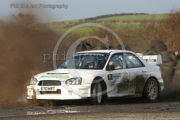 PN 11 - PACENOTES RALLY MAGAZINE STAGES (2016) - KIRKISTOWN