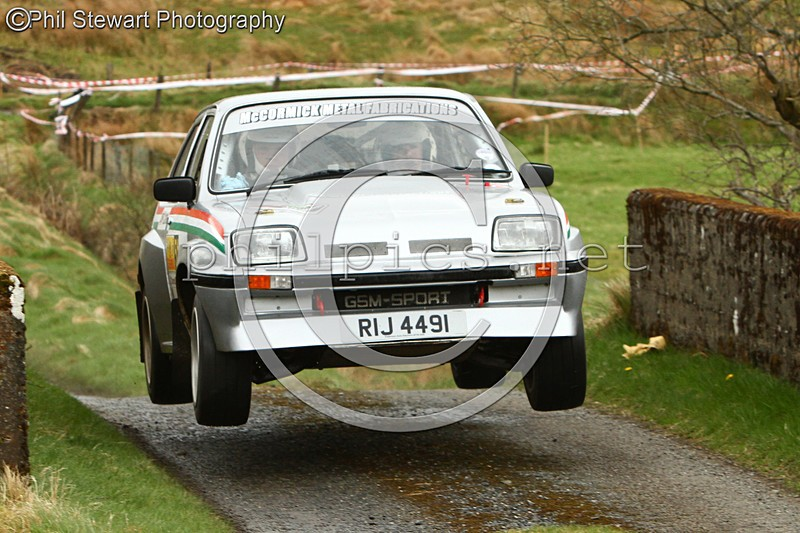 TOTS 16 - MAGHERAFELT AND DISTRICT MOTOR CLUB TOUR OF THE SPERRINS (2013)