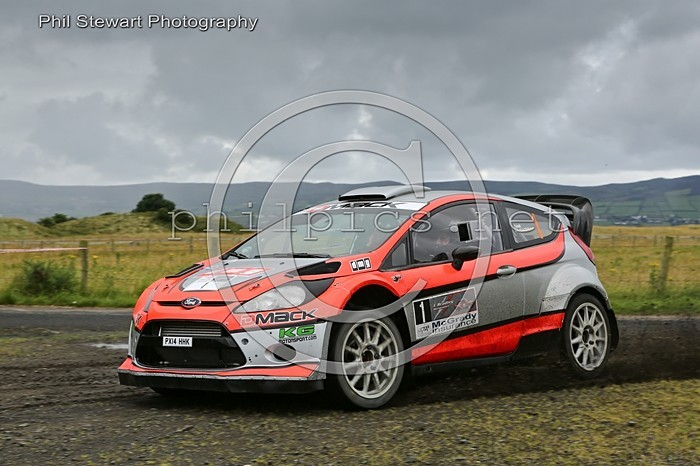 TS 2 - COOKSTOWN MOTOR CLUB McGRADY INSURANCE TYRONE STAGES (2016)