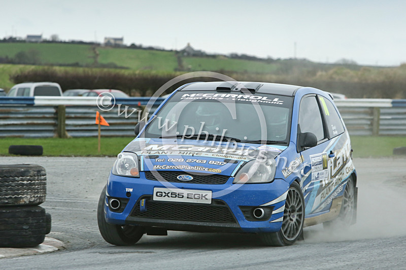 PNS 48 - PACENOTES MAGAZINE STAGES - KIRKISTOWN (2017)