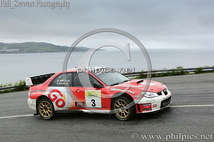 DI 12 - JOULE DONEGAL INTERNATIONAL RALLY (2015)