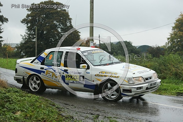 DR 1 - RATHFRILAND MOTOR CLUB DOWN RALLY (2016)
