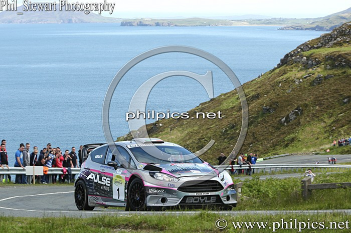 DI 4 - JOULE DONEGAL INTERNATIONAL RALLY (2015)