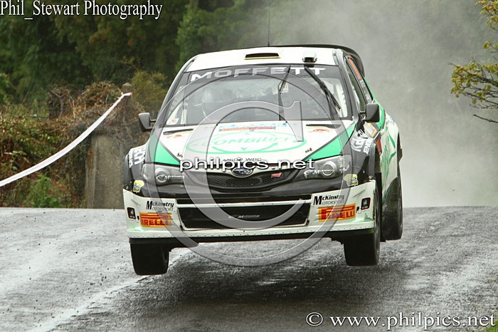 UR 2 - TODDS LEAP ULSTER RALLY (2013)