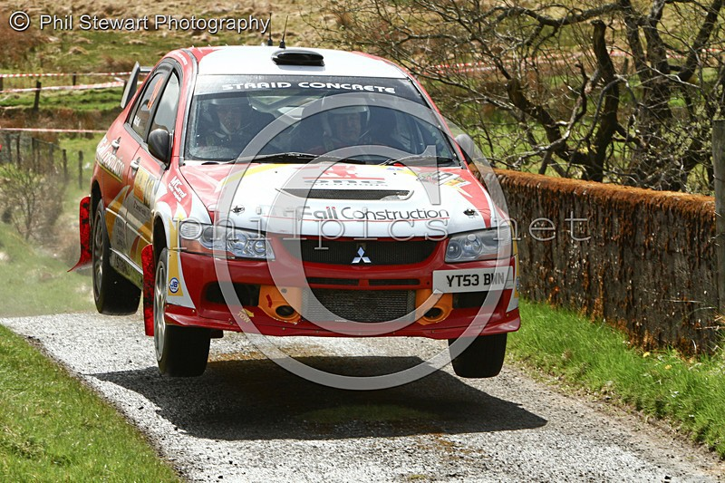 TOTS 10 - MAGHERAFELT AND DISTRICT MOTOR CLUB TOUR OF THE SPERRINS (2013)