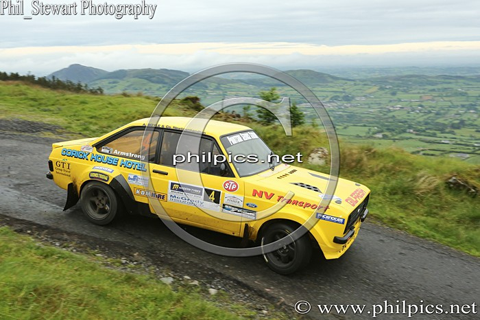 MR 5 - NEWRY AND DISTRICT MOURNE RALLY (2014)