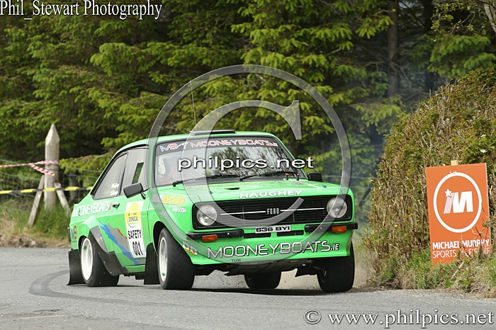DI 3 - JOULE DONEGAL INTERNATIONAL RALLY (2015)