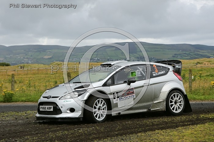 TS 4 - COOKSTOWN MOTOR CLUB McGRADY INSURANCE TYRONE STAGES (2016)