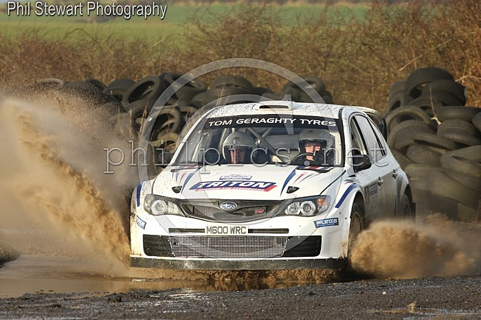 PN 4 - PACENOTES RALLY MAGAZINE STAGES (2016) - KIRKISTOWN