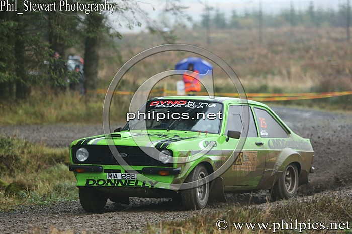 GLENS 23 - RIVER RIDGE RECYCLING GLENS OF ANTRIM RALLY (2015)