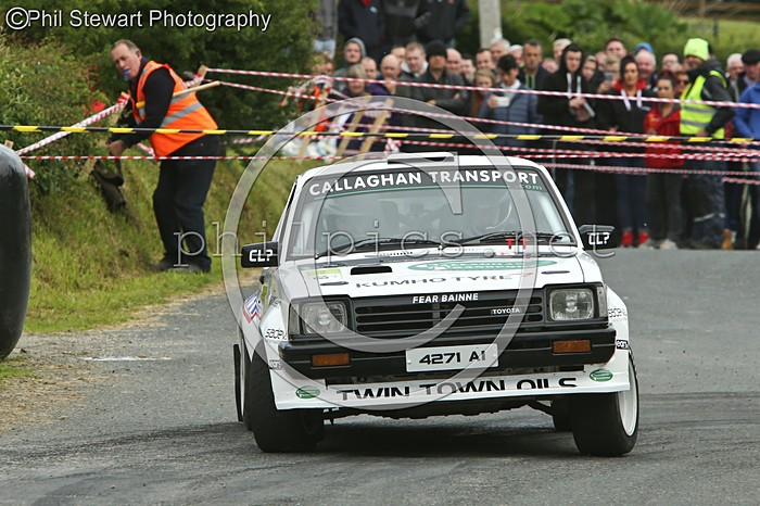 DONEGAL 17 - JOULE DONEGAL INTERNATIONAL RALLY (2016)